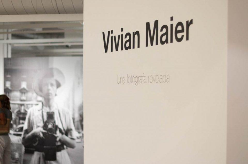 Vivian Maier. Fotógrafa del mes